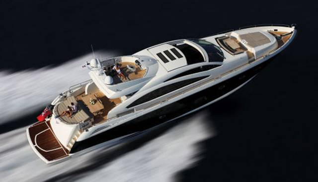 Stella Ann Charter Yacht