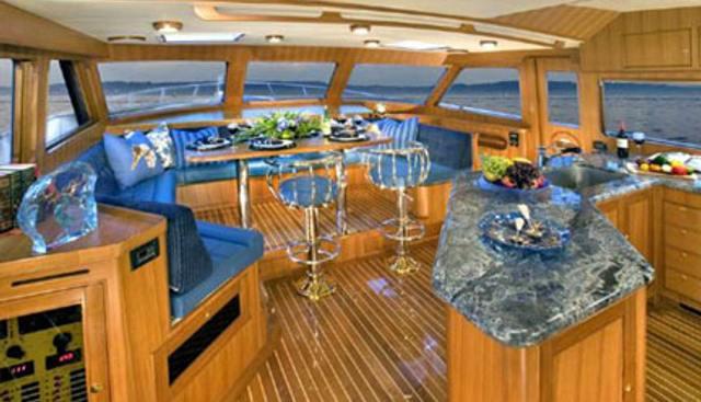Bye-Luv Ya-Sea Ya Charter Yacht - 4