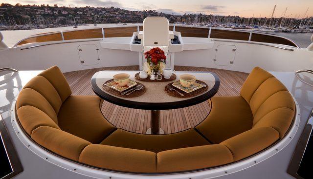 Empire Sea Charter Yacht - 4