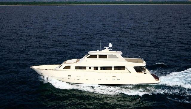 Gianetti G 85 3D Charter Yacht