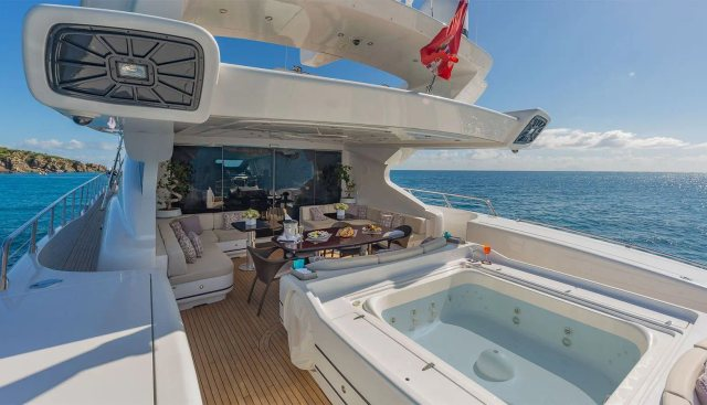 Jomar Charter Yacht - 2