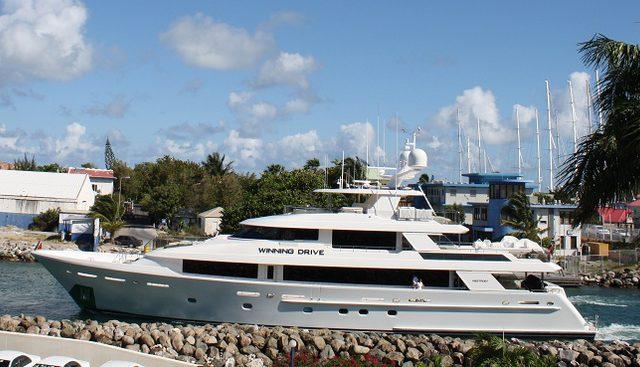 Winning Drive Charter Yacht