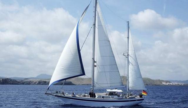 Anais Charter Yacht
