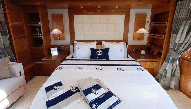Merve Charter Yacht - 8