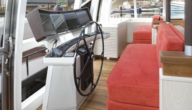 Tigerlily Too Charter Yacht - 2