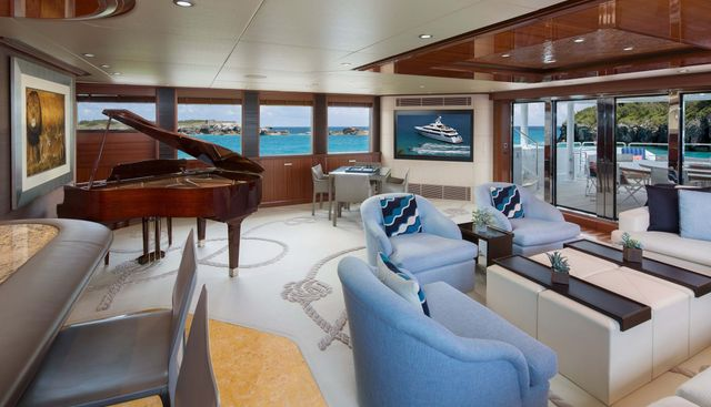 Pisces Charter Yacht - 7