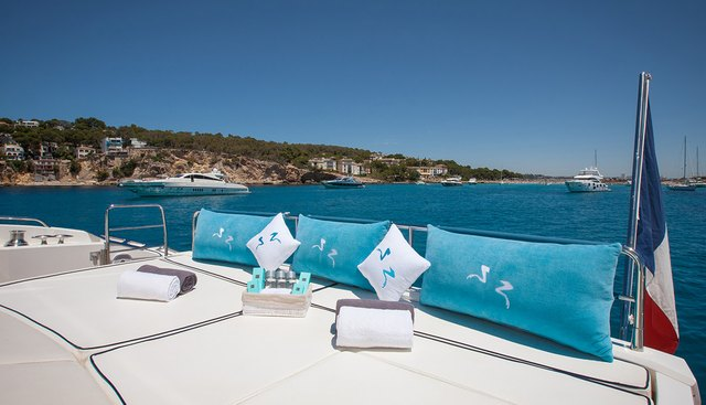 Froggy Charter Yacht - 3
