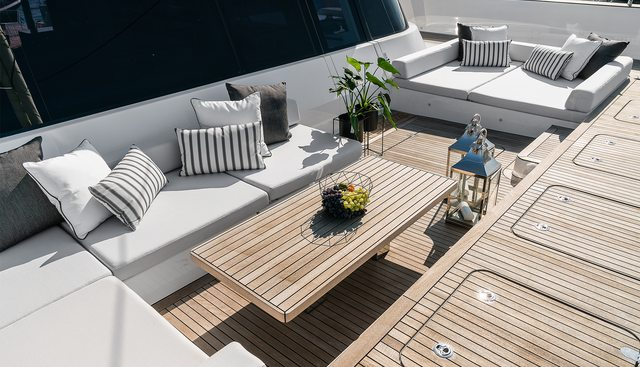 Above Charter Yacht - 5