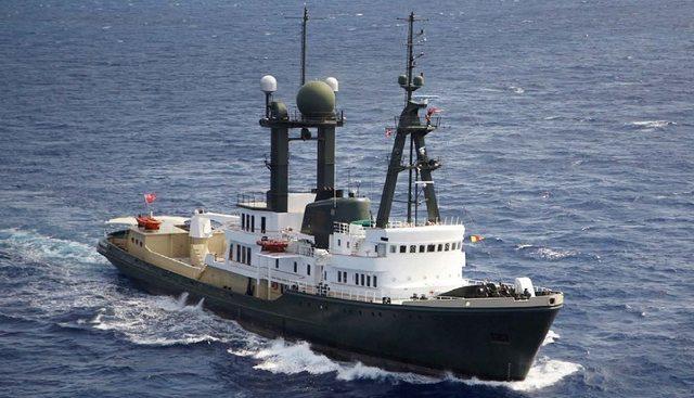 Sea Ranger Charter Yacht