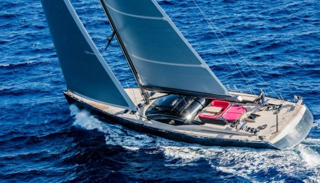 Missy Charter Yacht