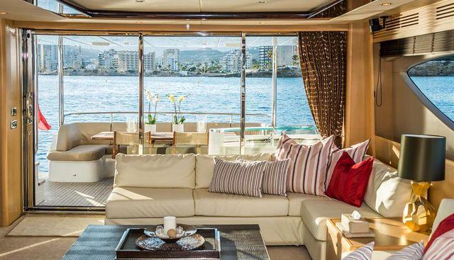 Insieme Charter Yacht - 7
