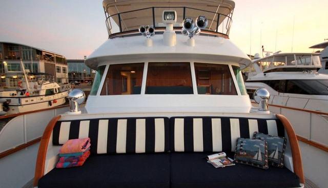 Lady Faye Charter Yacht - 2