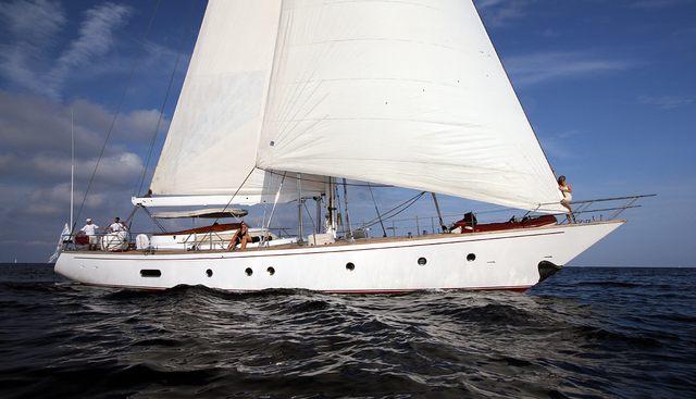 Malizia Charter Yacht