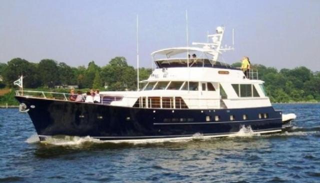 Wolverine Charter Yacht - 2