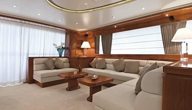 Falcon 90 Charter Yacht - 5