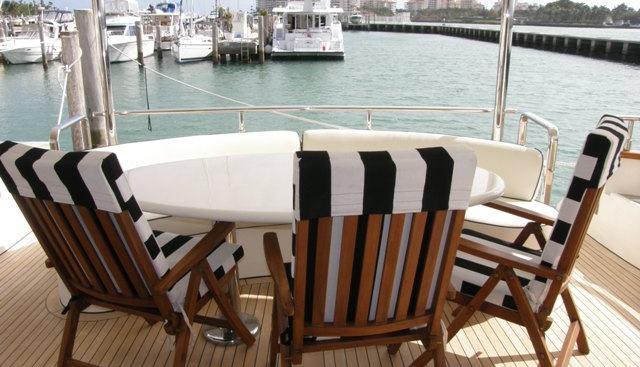 Goddess Charter Yacht - 3