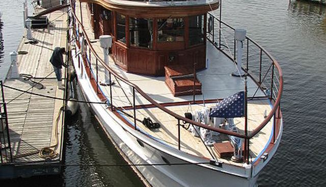 Sequoia Charter Yacht - 4