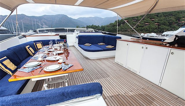 Sheran Charter Yacht - 2