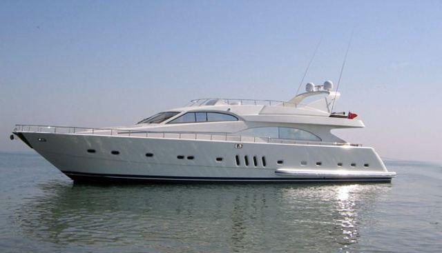 Illunga Charter Yacht