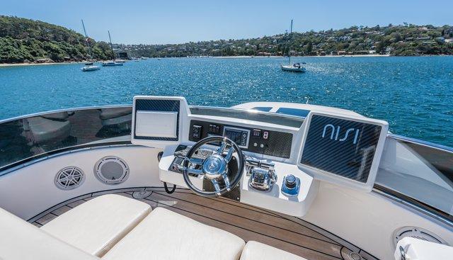 Nisi Charter Yacht - 2