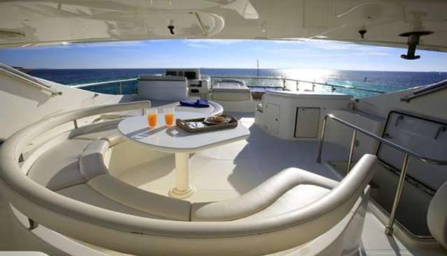 Ade Yeia Charter Yacht - 2