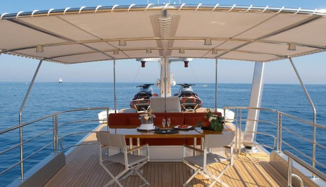 Tempest WS Charter Yacht - 3