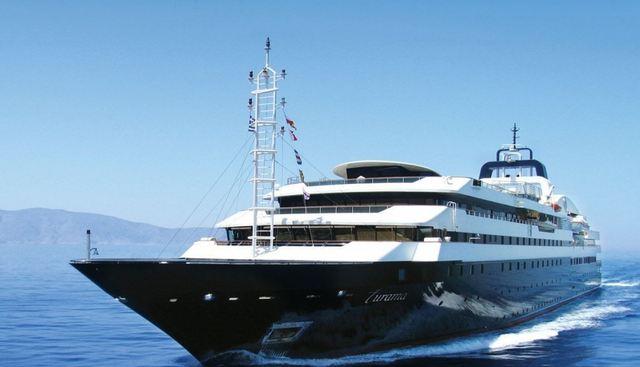 Turama Charter Yacht