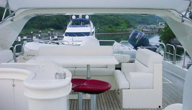 Astondoa 95 2004 Charter Yacht - 4