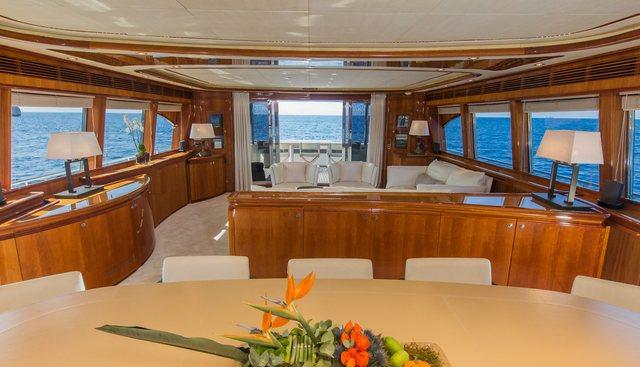 Champagne Seas Charter Yacht - 6