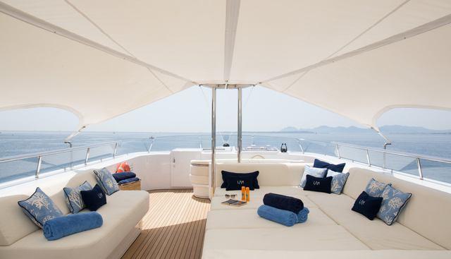 La Mascarade Charter Yacht - 3