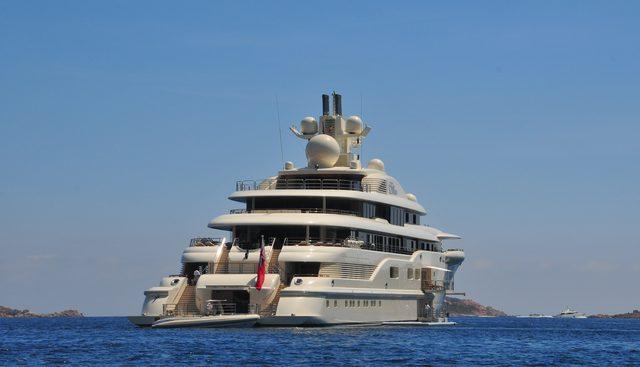 Al Raya Charter Yacht - 2