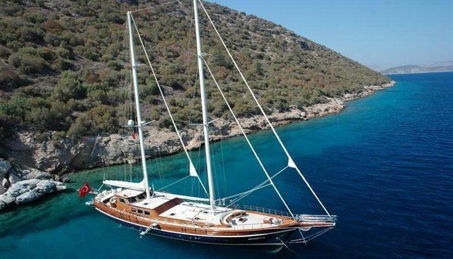 Zephyria II Charter Yacht - 2