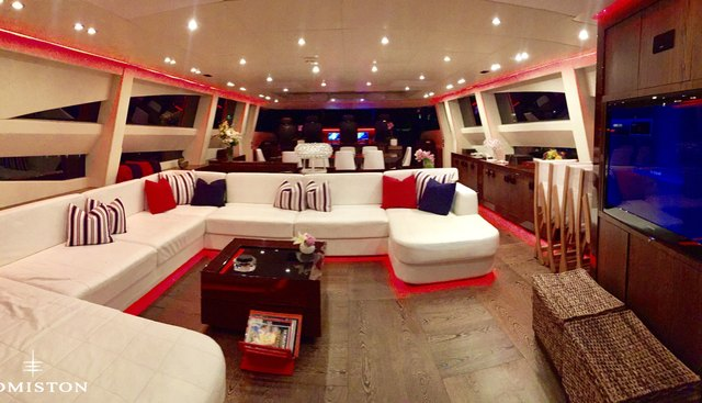 Five Waves Charter Yacht - 6