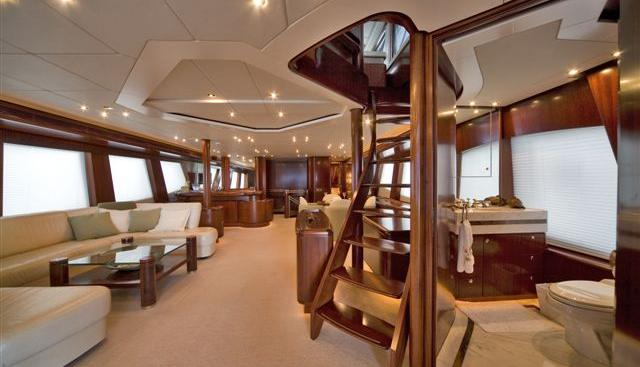 Tempo Reale Charter Yacht - 5