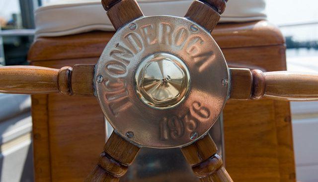 Ticonderoga Charter Yacht - 5