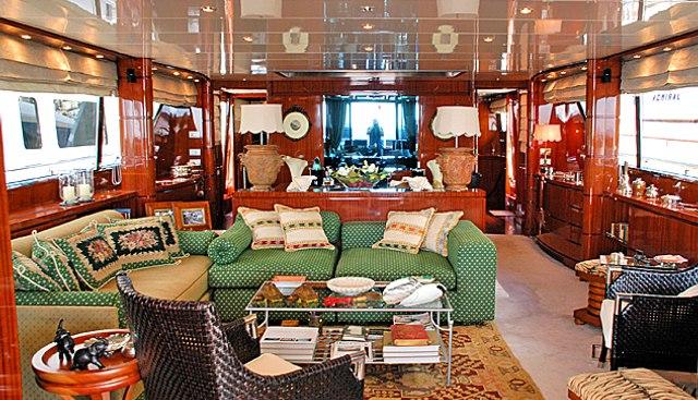 Lady Talitha Charter Yacht - 4