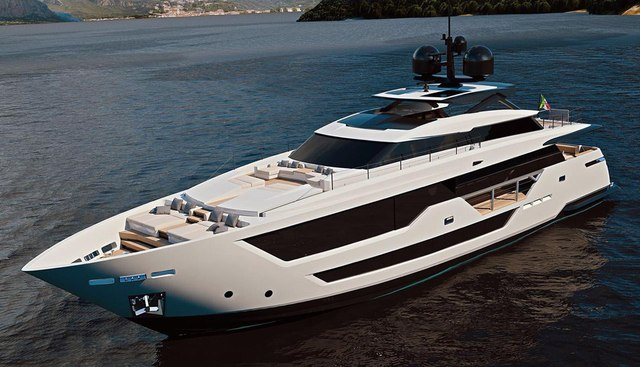 Miotu 5 Charter Yacht