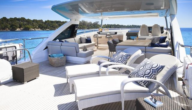 Anka Charter Yacht - 3