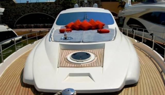 JR Charter Yacht - 4
