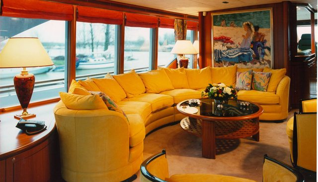 Bluesette Charter Yacht - 4