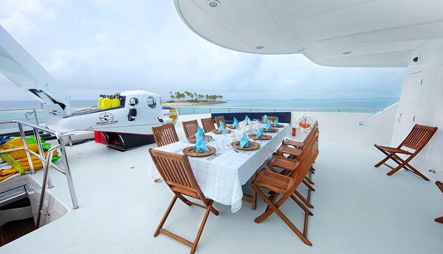 Island Heiress Charter Yacht - 4