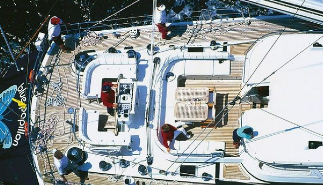 Blue Papillon Charter Yacht - 4