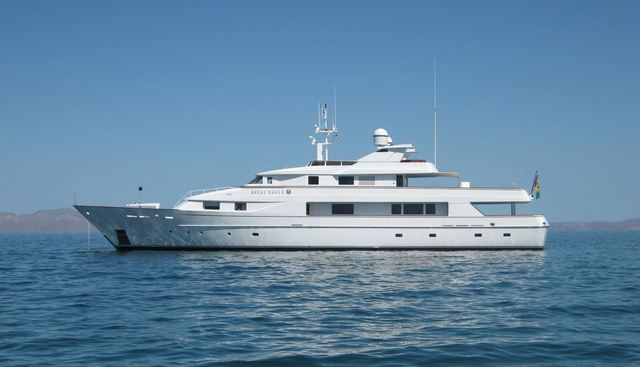 Natalia V Charter Yacht