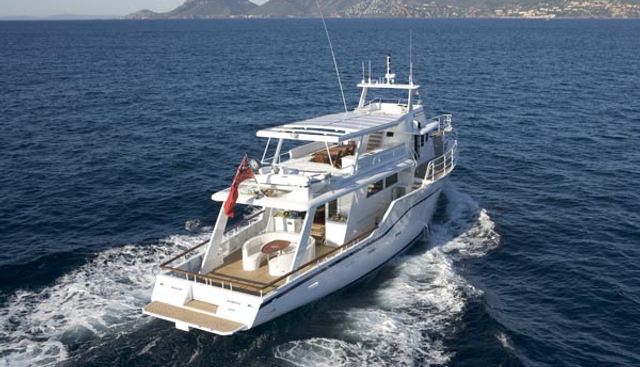 Dream Lagoon Charter Yacht - 5