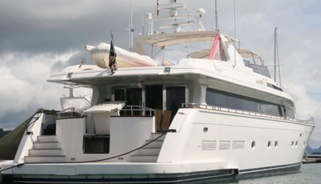 Gamayun Charter Yacht - 3