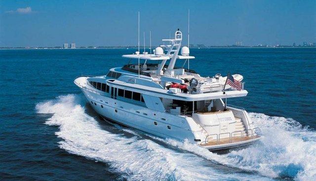 Risk & Reward Charter Yacht - 3
