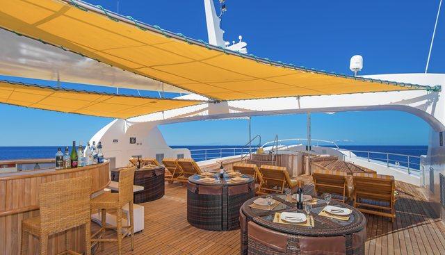 Petrel Charter Yacht - 3