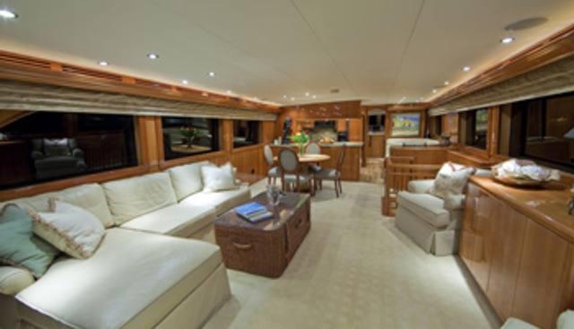 Bayou A Bud Charter Yacht - 7