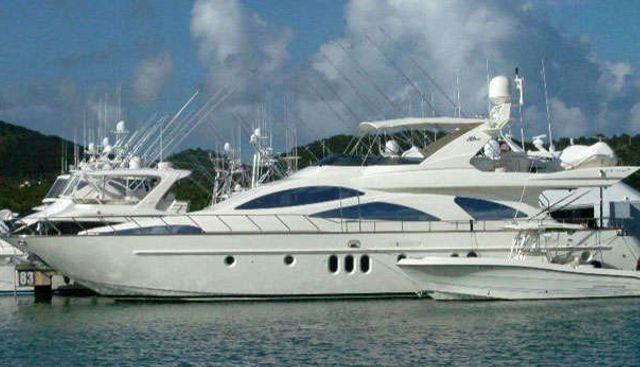 Azure Charter Yacht - 2