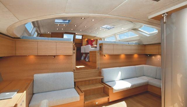 Black Lion Charter Yacht - 7